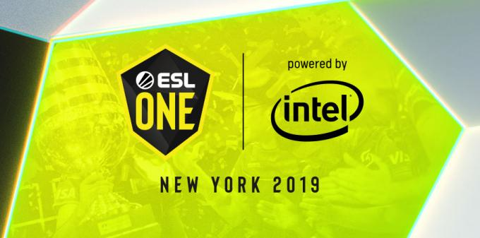 ESL One New York - 2 Day Pass at Barclays Center