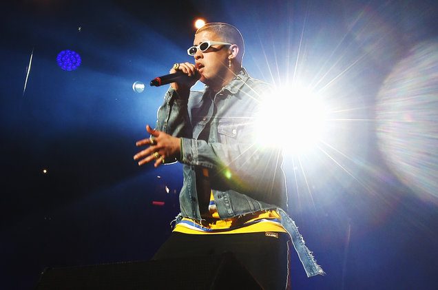 Bad Bunny at Barclays Center
