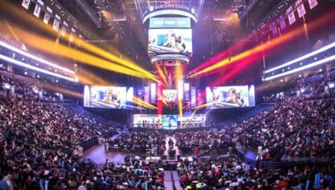 ESL One New York - Saturday at Barclays Center