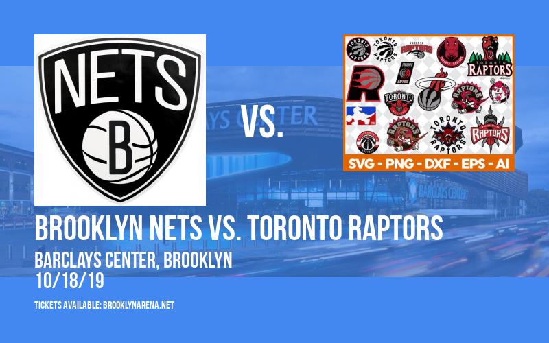 NBA Preseason: Brooklyn Nets vs. Toronto Raptors at Barclays Center
