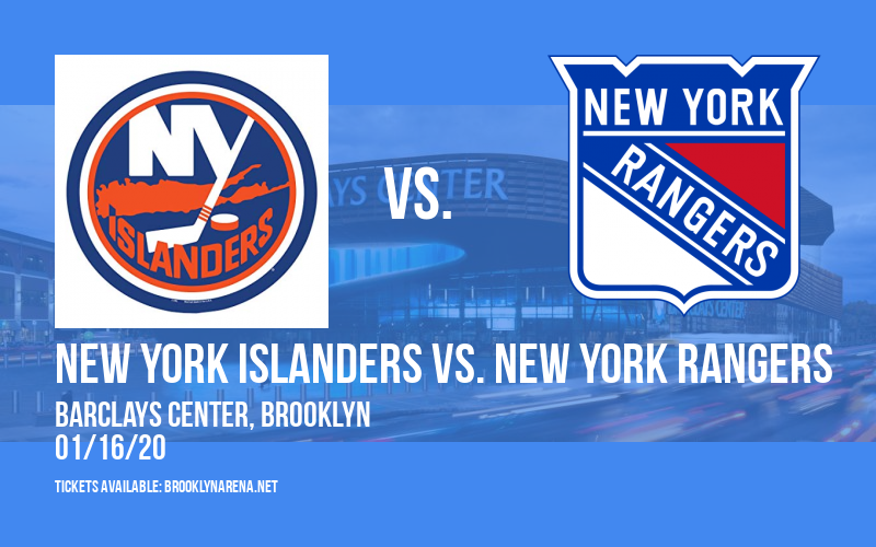 New York Islanders vs. New York Rangers at Barclays Center