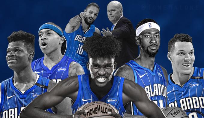 Brooklyn Nets vs. Orlando Magic at Barclays Center