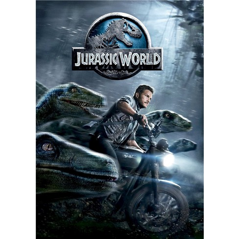 Jurassic World at Barclays Center