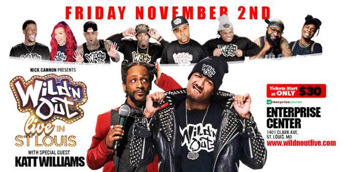 Wild n Out at Barclays Center