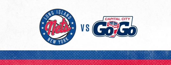 Long Island Nets vs. Capital City Go-Go at Barclays Center