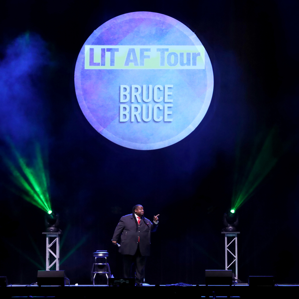 LIT AF Tour: Martin Lawrence, Rickey Smiley, Bruce Bruce & Michael Blackson at Barclays Center