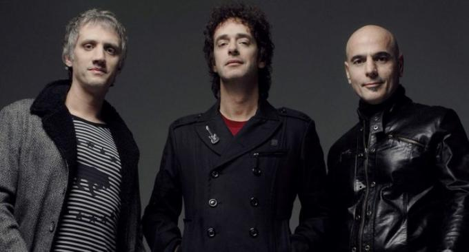 Soda Stereo at Barclays Center
