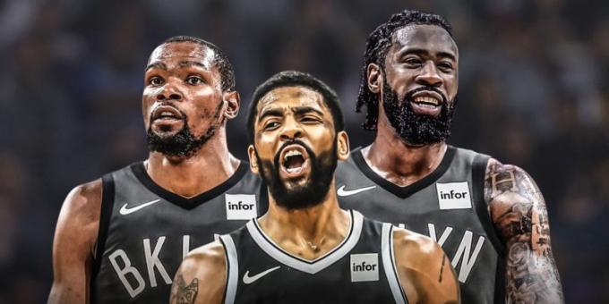 Brooklyn Nets vs. Portland Trail Blazers [POSTPONED] at Barclays Center