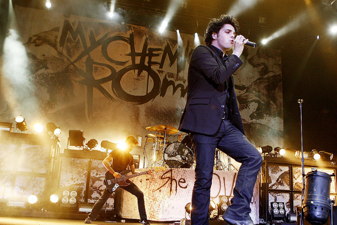 My Chemical Romance at Barclays Center
