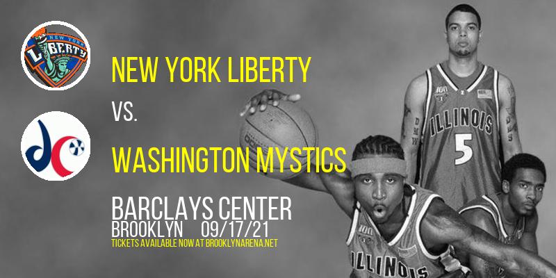 New York Liberty vs. Washington Mystics at Barclays Center