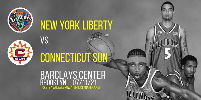 New York Liberty vs. Connecticut Sun at Barclays Center
