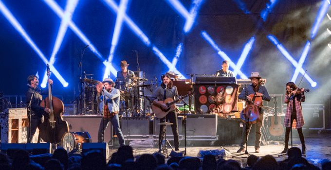 The Avett Brothers at Barclays Center