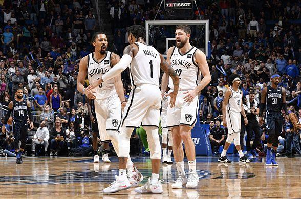 Brooklyn Nets vs. Houston Rockets at Barclays Center