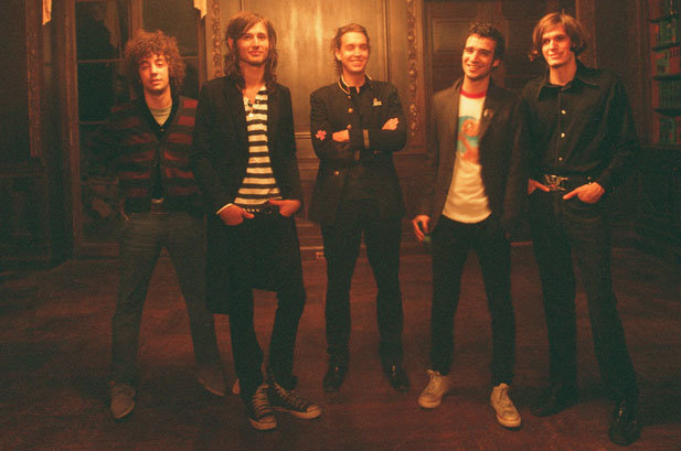 The Strokes at Barclays Center