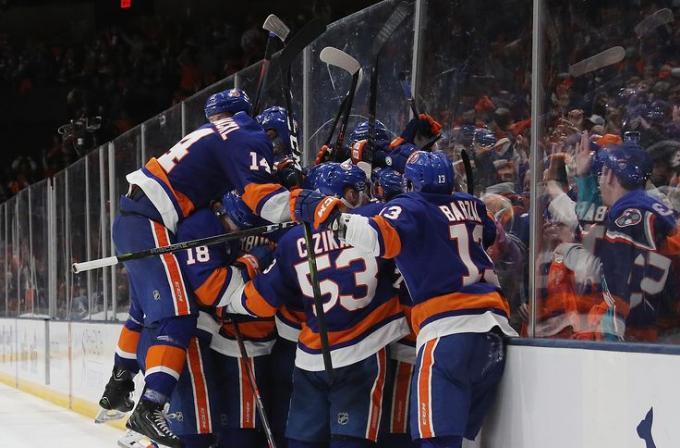 New York Islanders vs. New Jersey Devils at Barclays Center