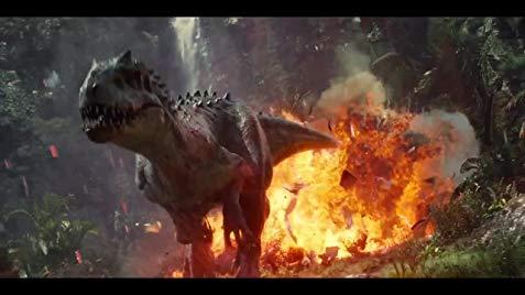 Jurassic World at Barclays Center