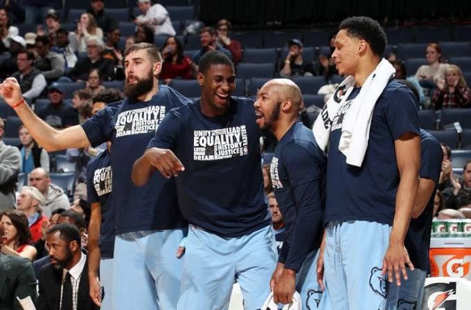 Brooklyn Nets vs. Memphis Grizzlies at Barclays Center