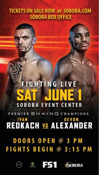 Premier Boxing Champions: Danny Garcia vs. Ivan Redkach at Barclays Center