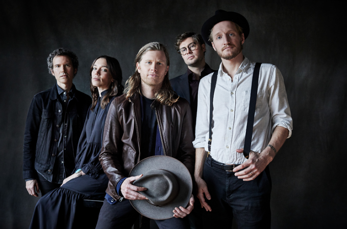 The Lumineers at Barclays Center