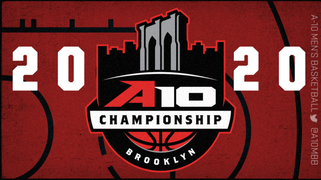 2020 Atlantic 10 Conference Men's Basketball Championship: (Time: TBD) - Session 1 at Barclays Center