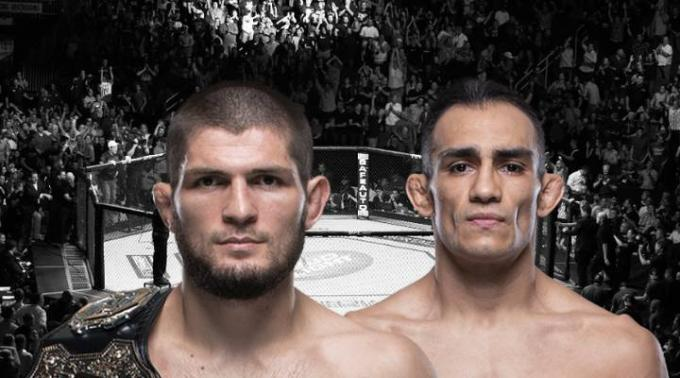 UFC 249: Khabib Nurmagomedov vs. Tony Ferguson at Barclays Center