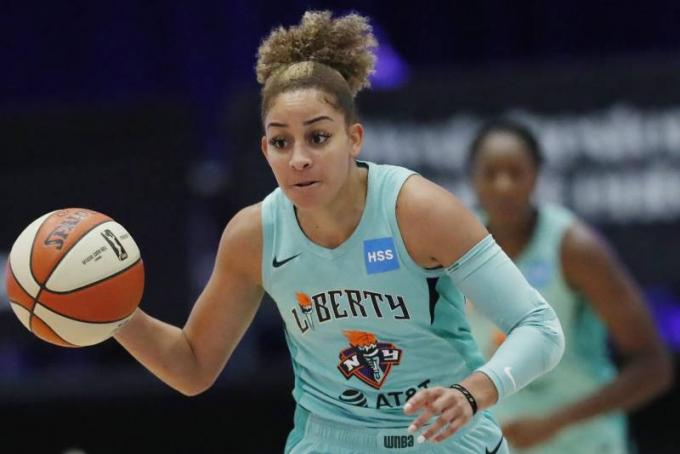 New York Liberty vs. Los Angeles Sparks [CANCELLED] at Barclays Center
