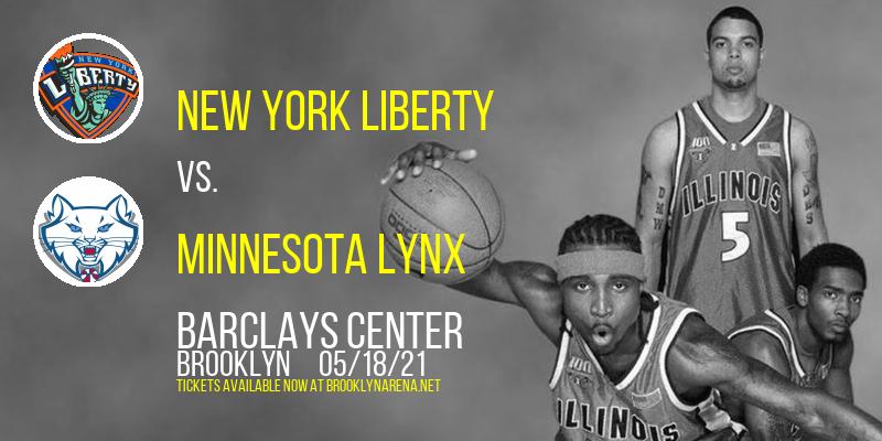 New York Liberty vs. Minnesota Lynx at Barclays Center