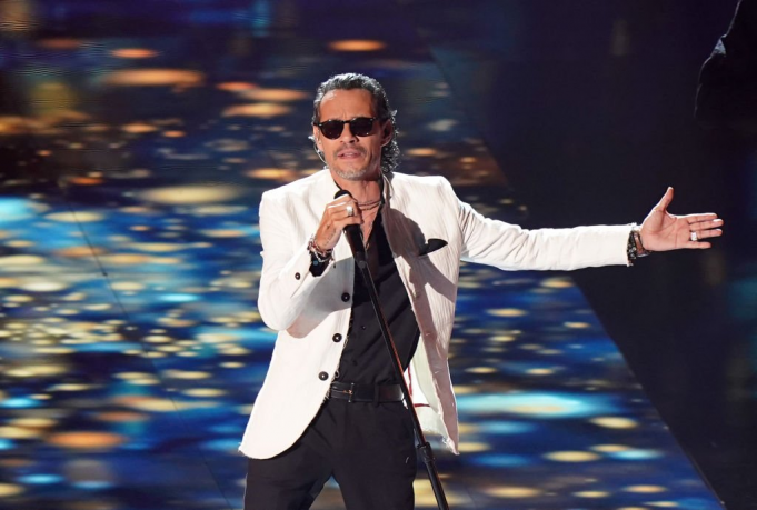 Marc Anthony at Barclays Center
